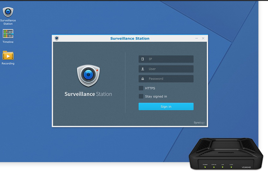 Synology Surveillance Station | Monocle Forums